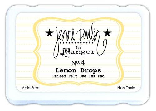 Ranger Jenni Bowlin Citron Gouttes d'encre Pad