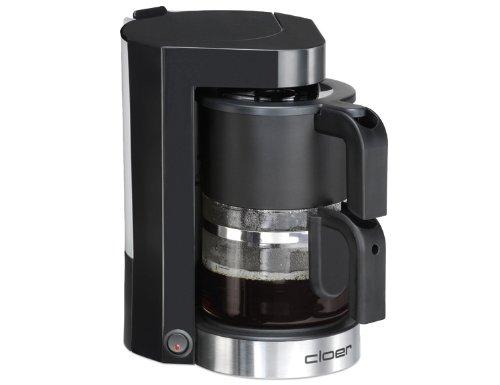 Cloer 5990 Filterkaffee-Automat mit Warmhaltefunktion / 800 W / 5 Tassen / Filtergrösse 1x2