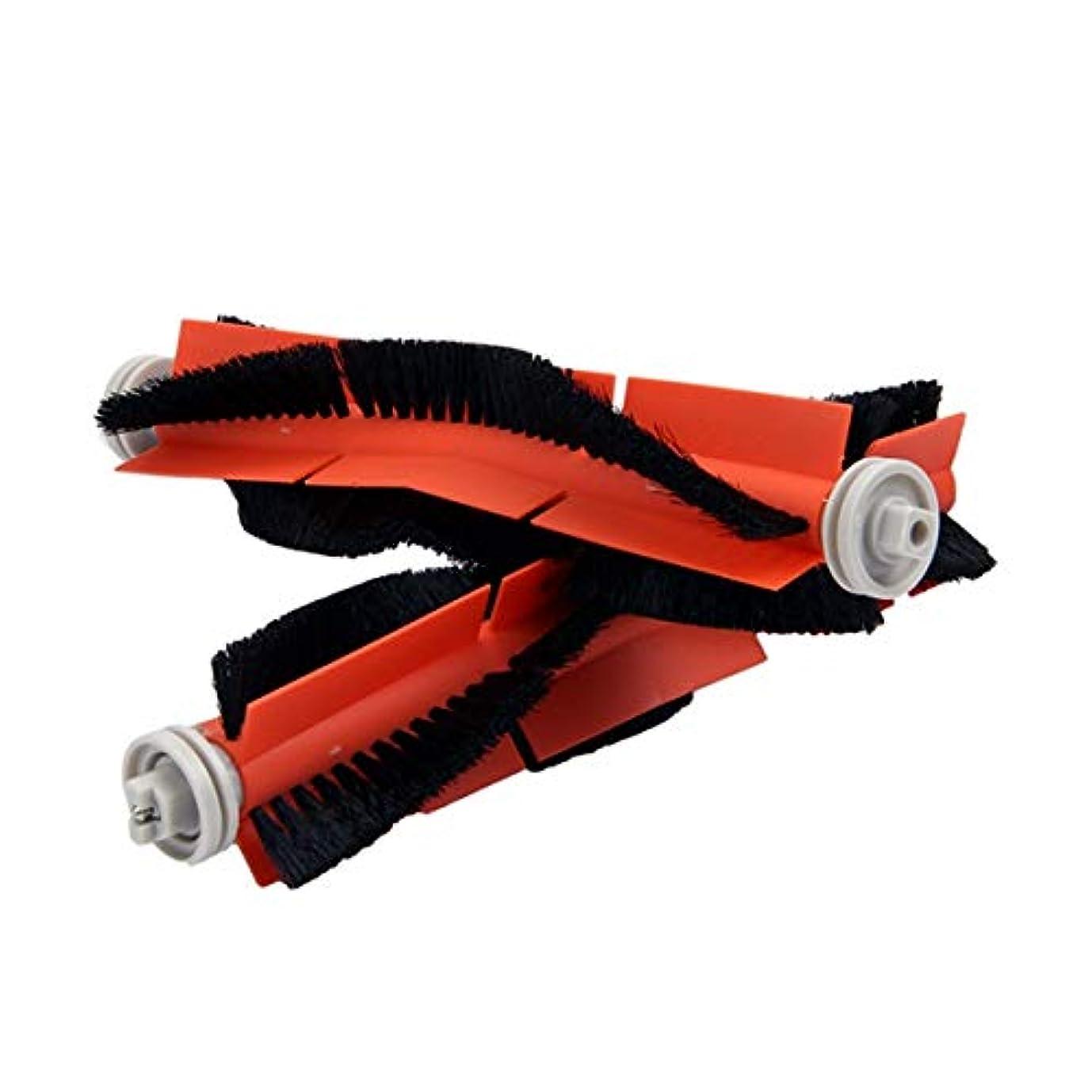 教え眼前投薬ACAMPTAR 掃除機部品アクセサリー / roborock用アクセサリー3 本 サイドブラシ2個 HEPAフィルター2個 メインブラシ1個 クリーニングツール