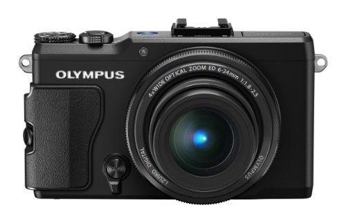 Olympus XZ-2 Stylus Digitalkamera (12 MP BSI-CMOS Sensor, True Pic VI Prozessor, Full-HD, Sucheranschluss)