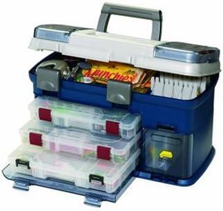 Plano Tackle Max 59% OFF System Special Campaign Box Silver Blue Premium Storage