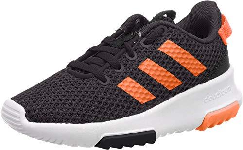 Adidas CF Racer TR K, Zapatillas de Deporte Unisex niño, Negro (Negbás/Naalre/Carbon 000), 30.5 EU