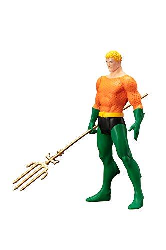 DC Comics sv142 DC Universe AQUAMAN Classic kostuum ARTFX + beeld