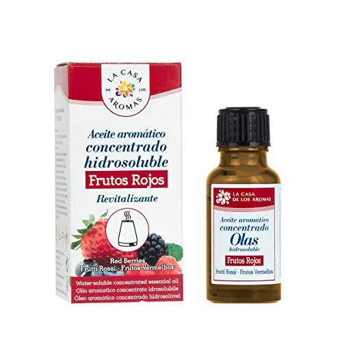 Aceite Esencial Hidrosoluble 15ml Frutos Rojos …