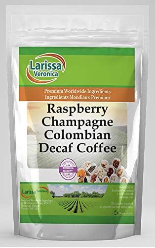 Raspberry Champagne Colombian Albuquerque Dealing full price reduction Mall Decaf F Coffee Gourmet Naturally