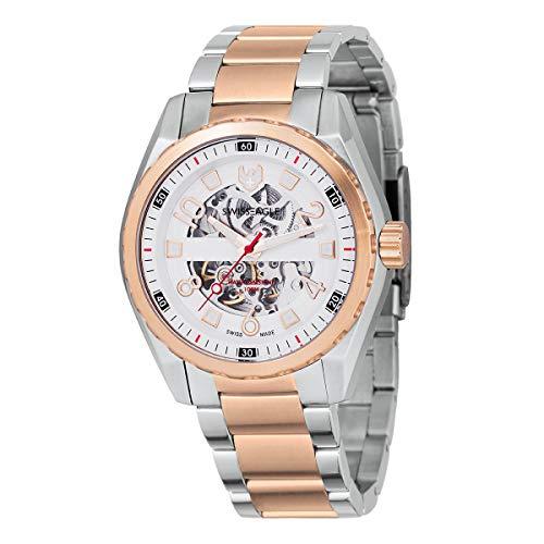 Reloj Swiss Eagle SE-9154A-33