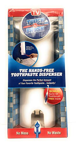 Touch n Brush Hands-Free Toothpaste Dispenser