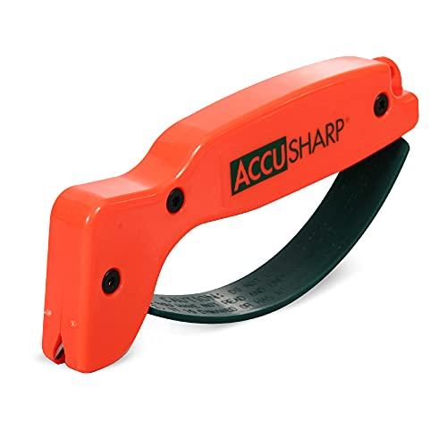AccuSharp Knife & Tool Blaze Orange Sharpener