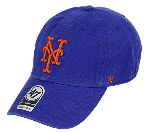 '47 Clean Up Cap Gorra de béisbol, Unisex Adulto, Morado (Royal/Mets Royal/Mets), Talla Única