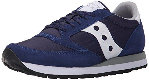 Saucony Jazz Original, scarpe per ellittica, da donna, (blau / weiß), 37 EU