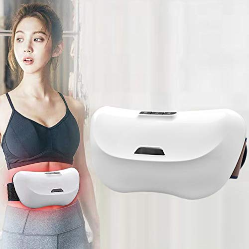 AngVin Cordless Slimming Belt for Men & Women,Massager Body Sculpting Slimming Belt for Arms Tummy Legs Hip Thigh Back, Magnet Physiotheray Massage with Heat, Slimming Machine,Rechargeable