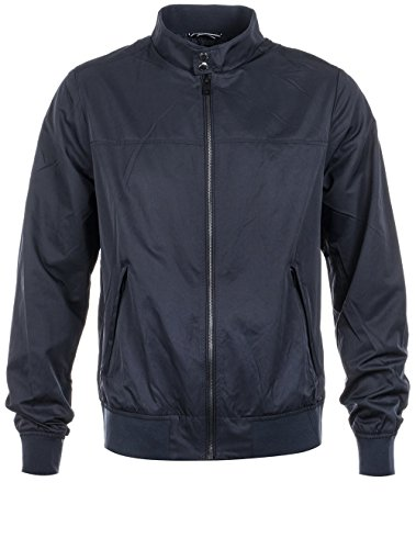Gant The Lightweight Lumber Jacket Chaqueta, Azul (Navy), Medium para Hombre