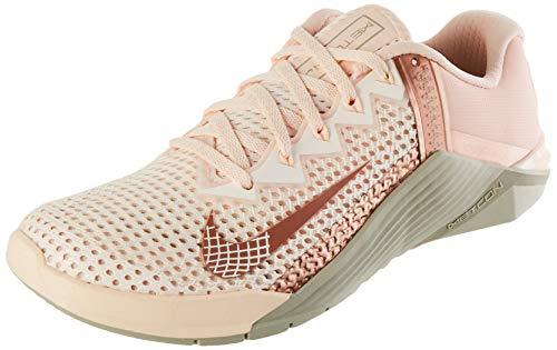Nike Wmns Metcon 6, Zapatillas de Running Mujer, Guava Ice...