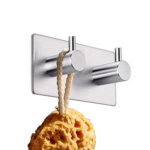 10pcs Plastic Multi-purpose Kitchen S Hooks Towel Bar Rack Hanger Bathroom Hooks