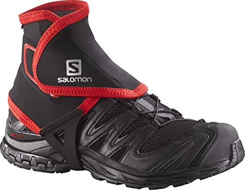 Salomon Trail Gaiters Polainas Altas Unisexo Trail Running Senderismo