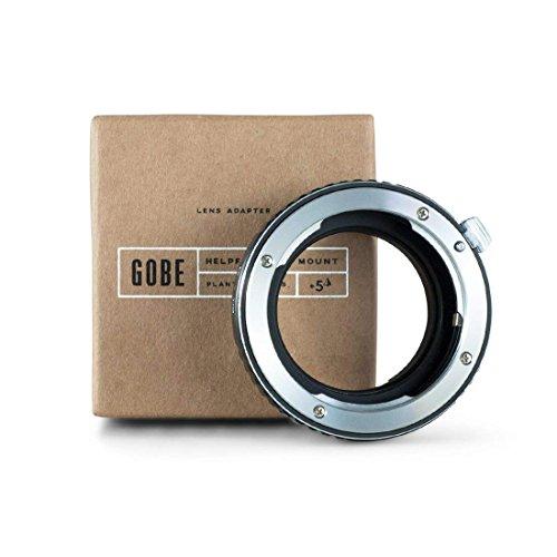 Gobe Lens Mount Adapter: Kompatibel mit Pentax K-Objektiv und Leica M-Kameragehäuse