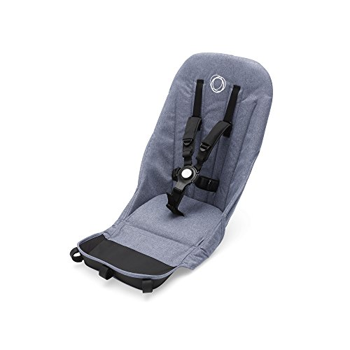 Best Deals! Bugaboo Donkey2 Seat Fabric, Blue Melange