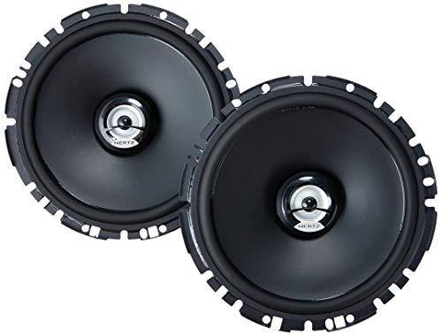 Hertz DCX 170,3 17cm Haut-parleurs Coaxial à 2 Voies, 50W, 4 Ohm, 60Hz - 21kHz ~ Série Dieci ~