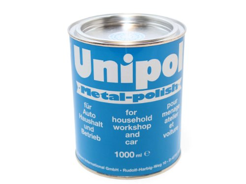 Unipol Metal-Polish Pflegemittel für Metalle 1000ml