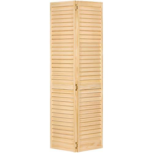 Bi-fold Closet Door, Louver Louver Plantation (28x80)