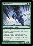 Magic The Gathering - Ohran Viper (57) - Duel...