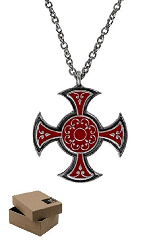 Assassin's Creed Syndicate Starrick Templar Necklace Official Ubisoft Collection by Ubi Workshop