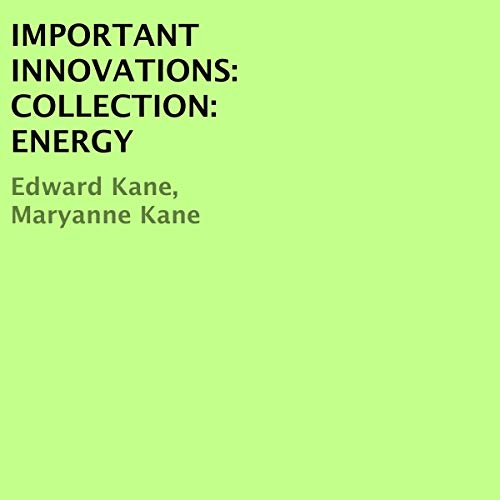 Couverture de Important Innovations: Collection: Energy
