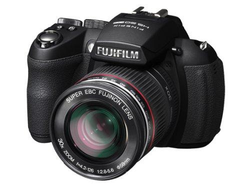 Fujifilm FINEPIX HS20 Digitalkamera (16 Megapixel, 30-fach opt. Zoom, 7,6 cm (3 Zoll) Display) schwarz