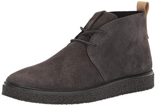 ECCO Herren CREPETRAY Mens Desert Boots, Grau (Magnet 5308), 46 EU