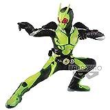 Banpresto Kamen Rider Zero-ONE Hero's Brave Statue Figure Kamen Rider Zero-ONE Realizing Hopper, Multiple Colors (BP17412)
