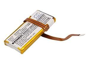 VINTRONS EC008 Battery for Apple iPod G5 30GB A1136, iPod classic 120GB,iPod Classic 6th GEN A1238 80GB, 3.7V, 450mAh,