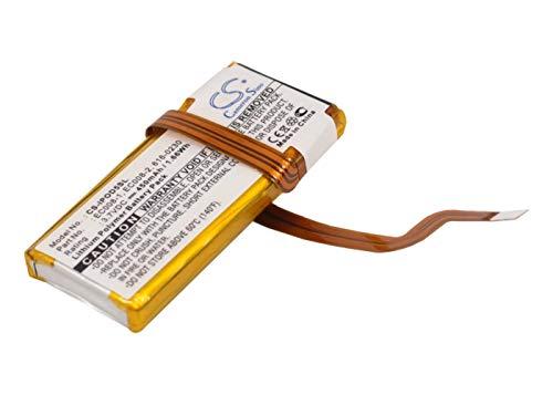 550mAh Battery For iPod Classic 6th GEN MB029ZP/A 80GB, iPod U2 30GB MA452