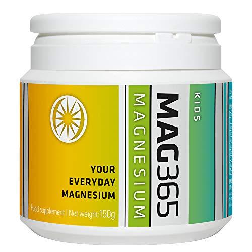 MAG365 Magnesium Kids Food Supplement, 320 g