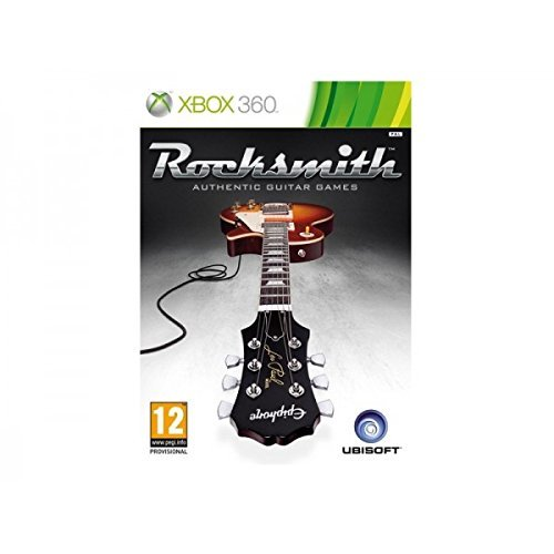 Rocksmith (no cable) - [Xbox 360]