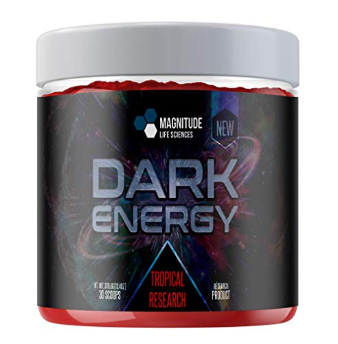 Powder of The Month Bundle Dark Energy with Handout On How to Increase Gains During Workout