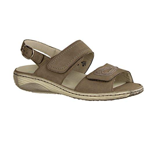 Waldloper dames heliett open sandalen