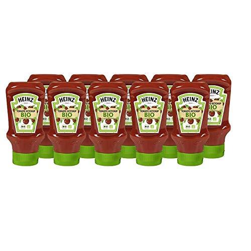 HEINZ BIO Tomato Ketchup 10 x 400 ml