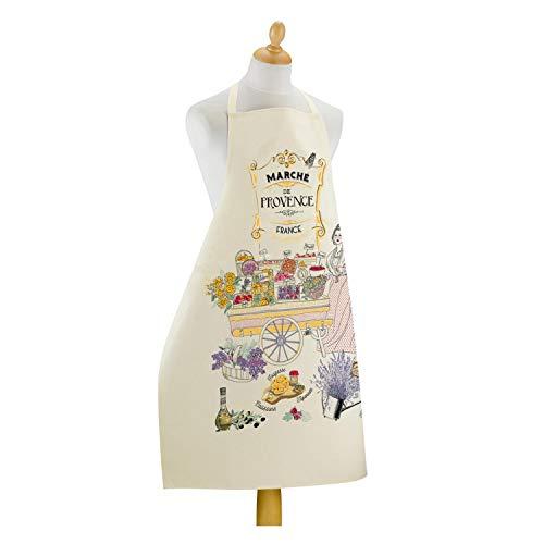 Winkler - Tablier de cuisine > – Blouse lavable 100% coton -– Fabriqué en France – Illustration imprimée