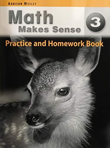 Mms 3 Practice & Homework Book (Consumab: Practice and Homework Book