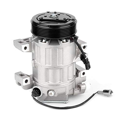 Air Conditioning Compressor, AC Compressor for NISSAN ALTIMA 2013-2018 Automotive Replacement Parts Easy to Install CO29073C 97664