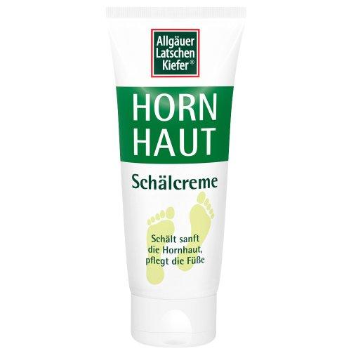 Allgäuer Latschenkiefer Hornhaut Schälcreme, 100 ml