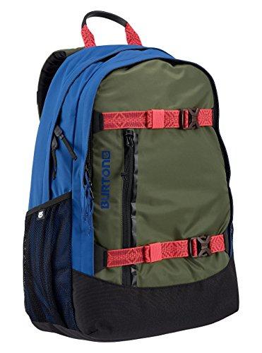 Burton Day Hiker Unisex WMS Pack Backpack, Color Lichen Flight Satin, tamaño 48 x 33 x 16 cm, Volumen 23.0liters