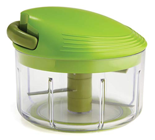KUHN RIKON Picadura Pull Chop, 0,65 litro, verde