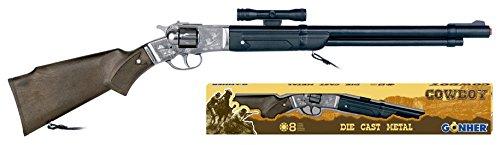 Gonher 104 - 8 Fusil de Cowboy 68 cm