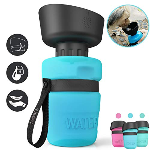 Best Water Bottles 2020.The 11 Best Dog Water Bottles In 2020 Buddiezcare