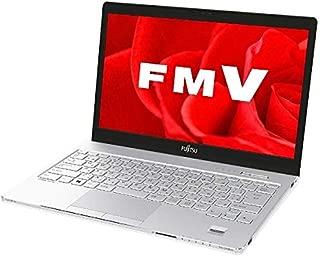 富士通 13.3型ノートパソコン FMV LIFEBOOK SH75/B3 アーバンホワイト FMVS75B3W