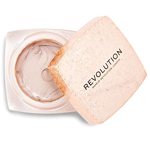 MAKEUP REVOLUTION Jewel Collection Jelly Highlighter (Prestigious) - Umwerfender Highlighter, 30 g
