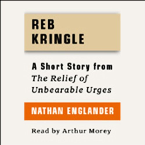 Reb Kringle audiobook cover art