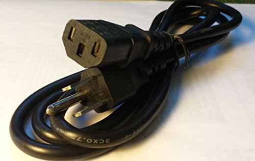 AC Power Cord Cable Plug Works with QSC RMX-2450 PLX-3602 Professional Power Amplifier Power Payless