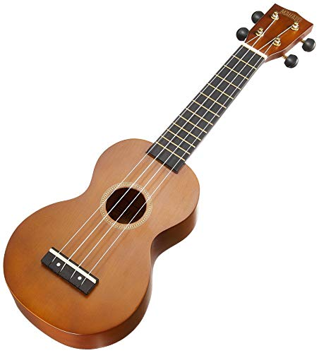 Mahalo Rainbow Series Soprano Ukulele Starter Pack (Amazon Exclusive)